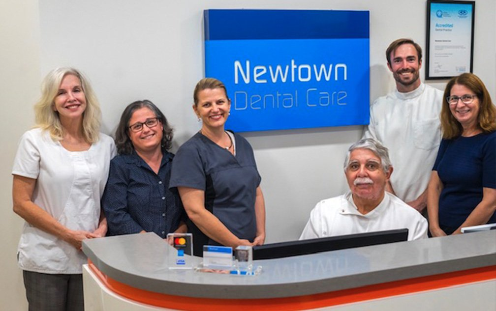 The Team at Newtown Dental Care